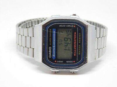 Casio A168 1572 Quartz Digital Unisex Watch