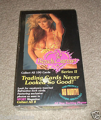 Benchwarmer Series II 1994 Factory Sealed Box Unopened