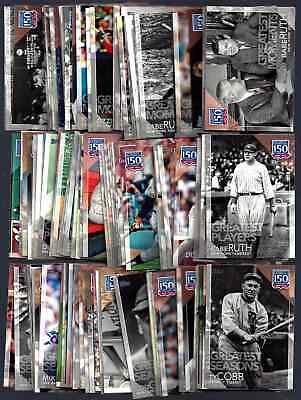 2019 Topps Series 1 150 Years Of Pro Baseball Complete Your Set You Pick
