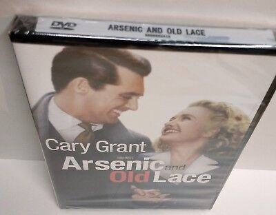 Arsenic and Old Lace (DVD, 2010)  Brand New! Factory sealed!