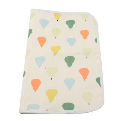 Reusable Baby Infant Waterproof Urine Mat Changing Pad Cover Change Mat MN