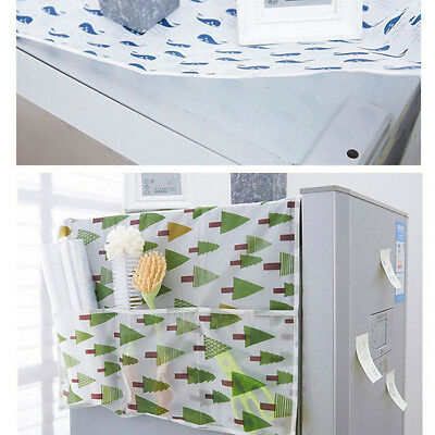 Refrigerator Dust Cover Multi Functional Fridge Proof Pouch Storage Organizer MN