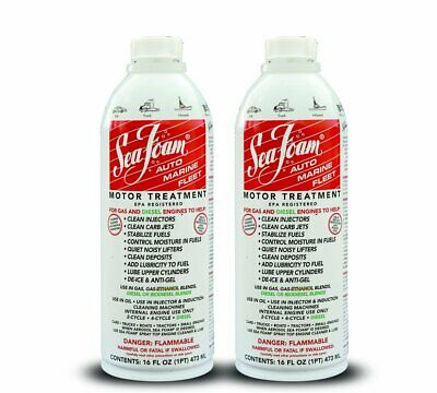 Sea Foam Motor Treatment SF16 Petroleum 2 Dosen Petroleum