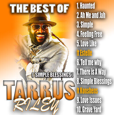 THE BEST OF TARRUS RILEY (simple blessings