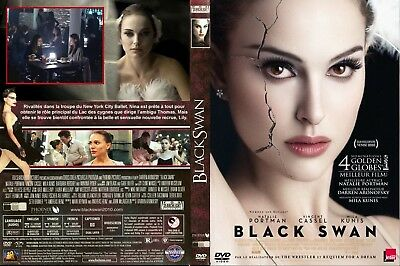 BLACK SWAN  - DVD - Occasion