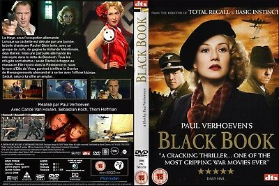 BLACK BOOK - DVD - Occasion