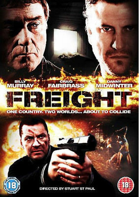 Freight DVD New & Sealed 5051429102092