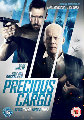 Precious Cargo DVD New & Sealed  5060262854464