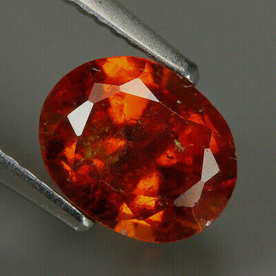 2,73! ct Hessonit CEYLON! Sri Lanka Granat ++ Farbe cognac very fine hessonite