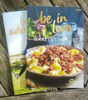 SLIMMING WORLD STARTER PACK 2019 - NEWEST BOOK - Unused