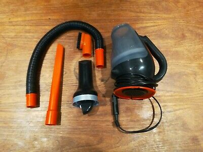 Black And Decker Auto Dust Buster Car Hoover