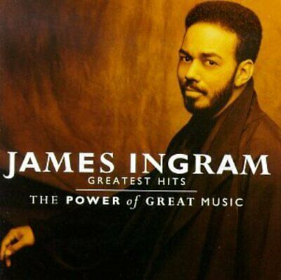 James Ingram - Power Of Great Music-Greatest Hits (CD Used Very Good)