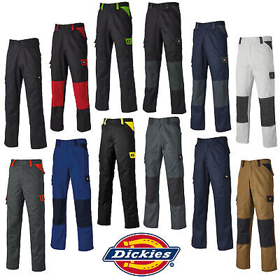 Dickies Everyday Trousers Mens Durable Lightweight Industrial Work Pants ED247R
