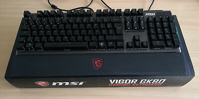 63b337da1ea94 CLAVIER MSI VIGOR GK80 - Cherry MX Red - EUR 100