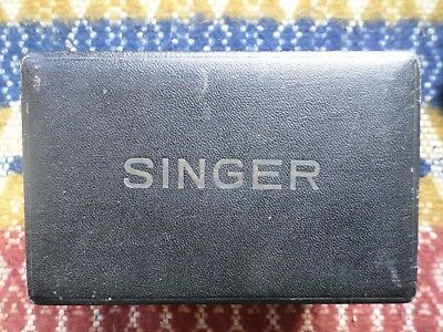 Singer low shank accessories,