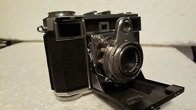 Zeiss  Ikon contessa 35MM Camera