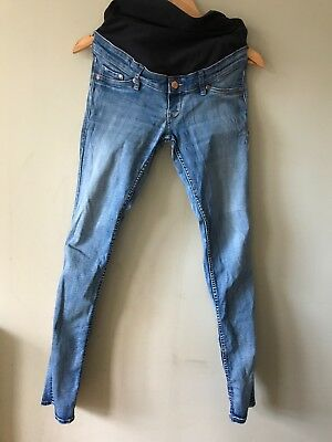maternity Jeans clothes H&m Size 36 Euro