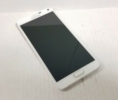 07289256f58 SAMSUNG GALAXY NOTE 4 Unlocked Android Smartphone 32GB White ...