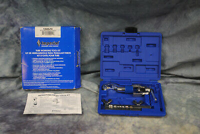Imperial 1226-Fa 45 Degree Flaring And Cutting Kit *new*