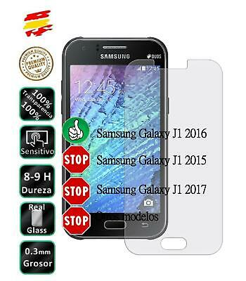 Tempered glass screen protector film for Samsung Galaxy J1 2016 Genuine