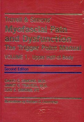 E- Book-Myofascial Pain and Dysfunction:The-Trigger-Point Manual-Volu 2-PDF-576P