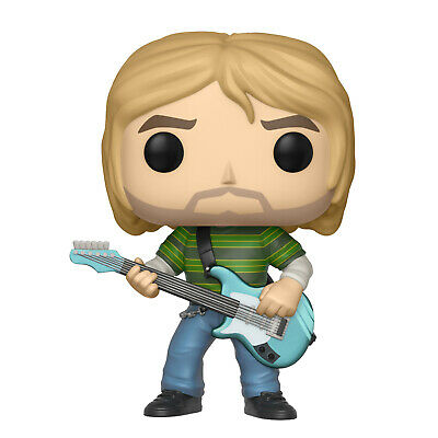 Nirvana Handpicked 2017 Funko Pop Rocks Kurt Cobain Teen Spirit Vinyl Figure #65