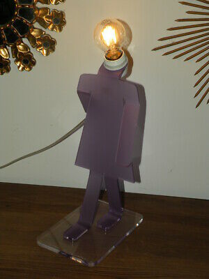 Lampe MOONWALK de Thomas de Lussac Design
