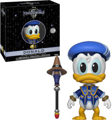 Kingdom Hearts Iii - Donald - Funko 5 Star: (2019, Toy NUEVO)