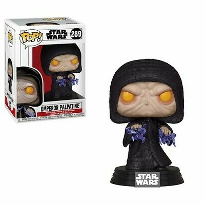 Emperor Palpatine - Funko Pop! Star Wars: (2019, Toy NUEVO)