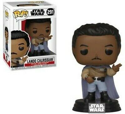 General Lando - Funko Pop! Star Wars: (2019, Toy NUEVO)
