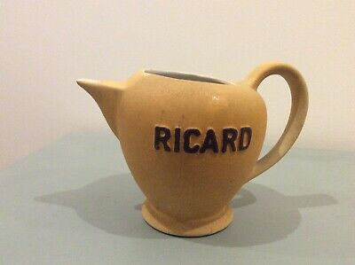 vintage and collectible Ricard jug in good condition