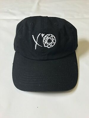 Limited Edition The Weeknd x Futura XO Snapback Starboy Trilogy Cap Hat Rare f90fa237968c