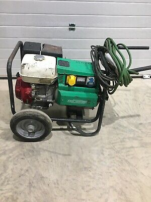 GENSET Mobile Welder Generator 110 / 240v (SP1896)