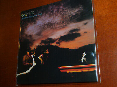 Genesis - ...And Then There Were Three... Japan mini lp cd Philip Collins no OBI