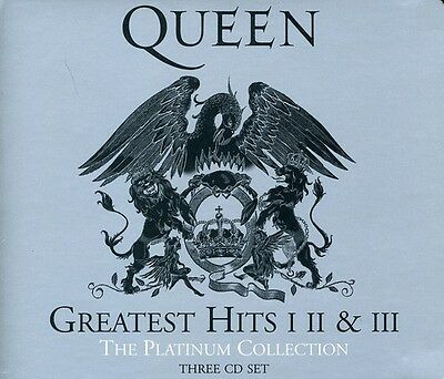 Platinum Collection - 3 DISC SET - Queen (2011, CD NUOVO) 602527724171