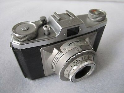 Vintage 1950's Braun Carl, Gloriette 35mm Viewfinder camera - Germany