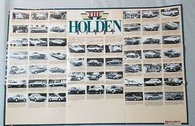 The Holden Story Poster
