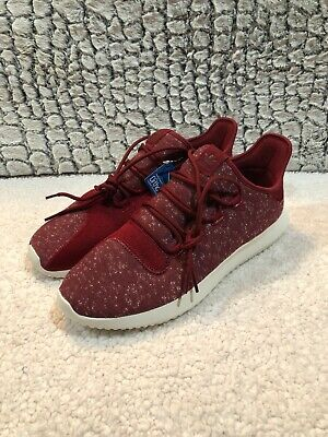 2adidas tubular shadow collegiate burgundy