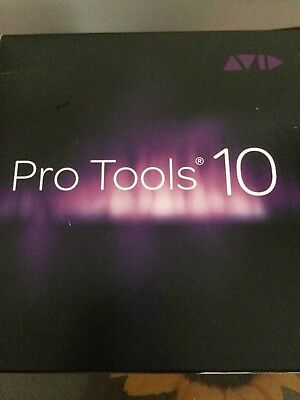 Pro Tools 10 - Software For Audio