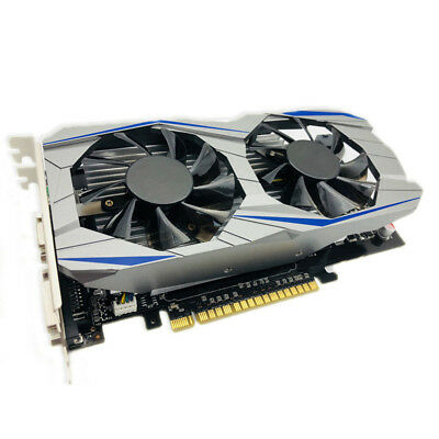 For GTX1050 4GB DDR5 128Bit PCI-E Gaming Video Graphics Card 550ti Update 2019