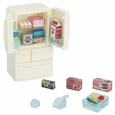 Sylvanian Families - Furniture Refrigerator Set (5 Doors) KA-422