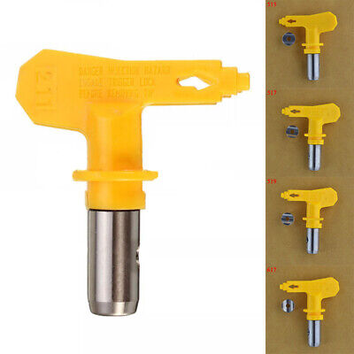 5 Series Airless Spray Tip Nozzle for Titan Wagner Paint Sprayer Nozzle Tool