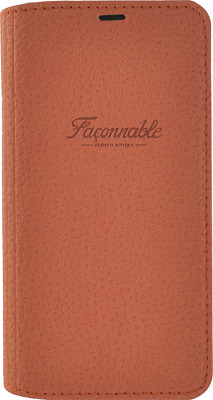 ef90d8fbc1cd63 ETUI FOLIO FRENCH Riviera Façonnable rouge pour iPhone 6 6S 7 8 ...