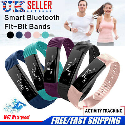 SMART WATCH SPORT FITNESS TRACKER STEP COUNTER PEDOMETER CALORIE Fit-Bit STYLE