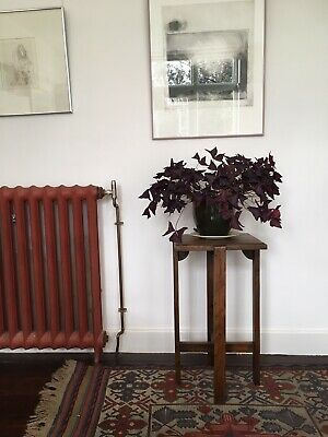 Arts And Crafts Vintage Occasional Table | 40's Side Table | Console Table