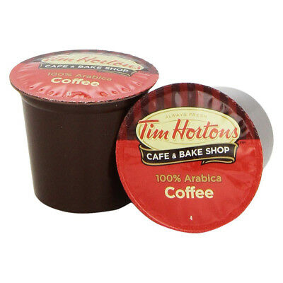 Tim Hortons Original Blend Coffee Single-Serve Cups 100 Ct.100% Arabica Coffee