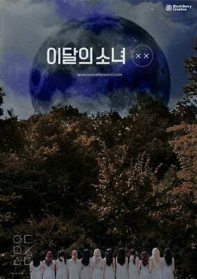 Monthly Girl[XX] Mini Repackage Normal Random CD+Booklet+KPOP POSTER+Tracking No