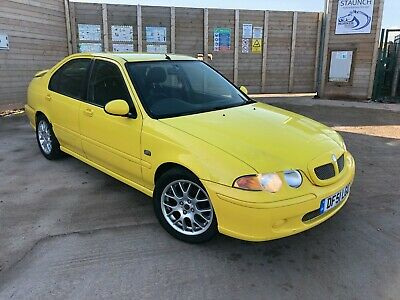 2002 Mg Zs Yellow 1800Cc 120 Bhp No Mot History Px To Clear Clean Car Low Milage