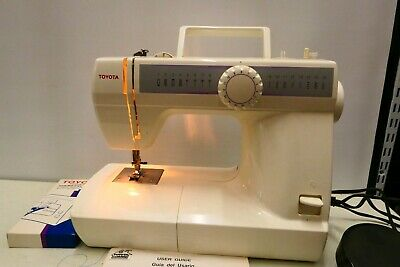 Toyota Model DC31 RS2000 Series Electric Sewing Machine - dust cover