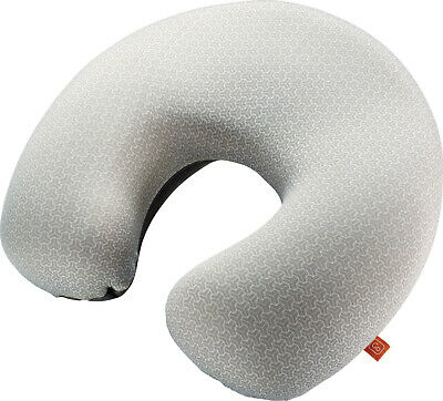 Go Travel Quality Comfortable Hybrid Memory Foam and Air Neck Pillow (Ref 495)